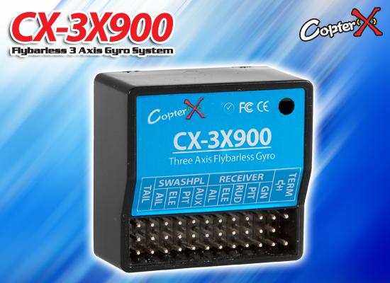 Copterx 3x1000